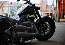 V-ROD 1250cc Muscle VRSCF  2016-1/2015