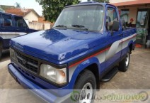 D-20 S / Luxe 3.9/4.0 Diesel  1993/1993 - Mecanica Zera